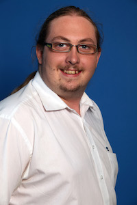 IT management team - Alistair Elliot-Wilson