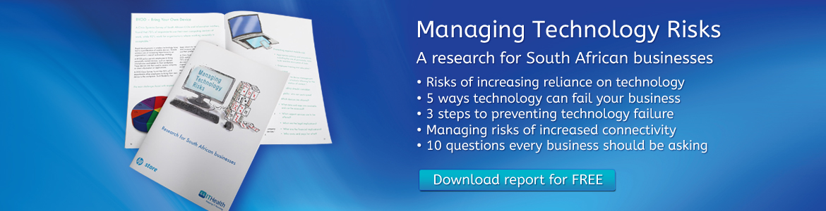 Technology Risks Report